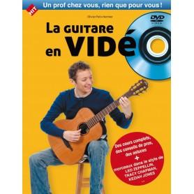 La guitare en vidéo (DVD)