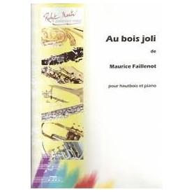 AU BOIS JOLI de Maurice FAILLENOT