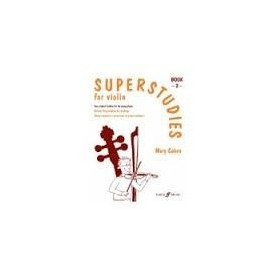 SUPER STUDIES FOR VIOLIN BOOK 2 de Mary COHEN
