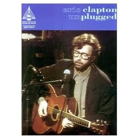 UNPLUGGED Eric CLAPTON Recorded Version Tab
