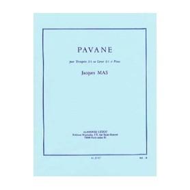 PAVANE de Jacques MARS