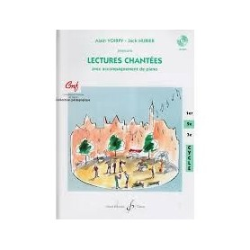 LECTURES CHANTEES 2eme CYCLE A.VOIRPY -J.HURIER