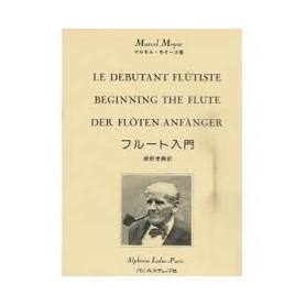 LE DEBUTANT FLUTISTE de Marcel MOYSE