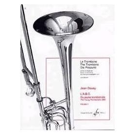 L'A.B.C. du jeune tromboniste Vol.1 de Jean DOUAY