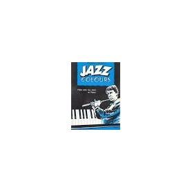 JAZZ COULOURS pour flûte et piano de RUSSELL STOKES