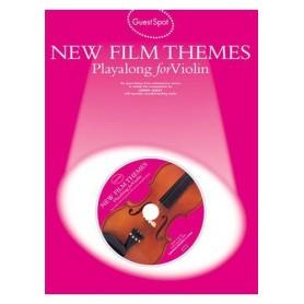 NEW FILM THEMES pour violon avec CD