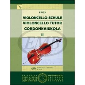 Friss Violoncello Schule Band 2 EMB5240