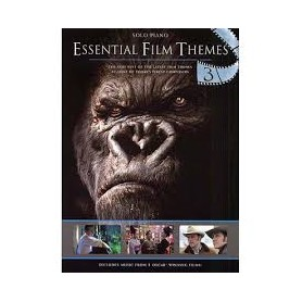 ESSENTIAL FILM THEMES 3 SOLO PIANO