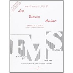 LIRE ENTENDRE ANALYSER Vol 3 de Jean Clément JOLLET LIVRE DE L'ÉLÈVE