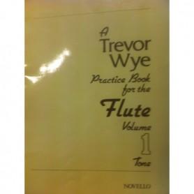 A TREVOR WYE FLÛTE Vol 1
