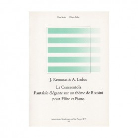 LA CENERENTOLA DE J Remusat & A. Leduc