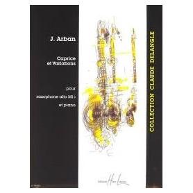 Caprices et Variations de J. ARBAN