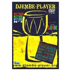 DJEMBE-PLAYER DVD Méthode n°1