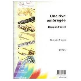 UNE RIVE OMBRAGÉE de Raymond GUIOT