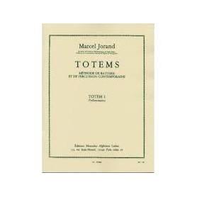 TOTEMS de Marcel JORAND TOTEM 1