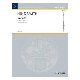 Sonate de HINDEMITH pour Flûte et Piano