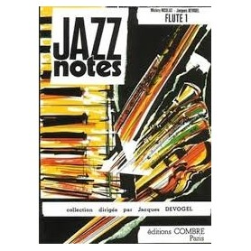 JAZZ NOTES flûte 1 M. NICOLAS- J DEVOGEL
