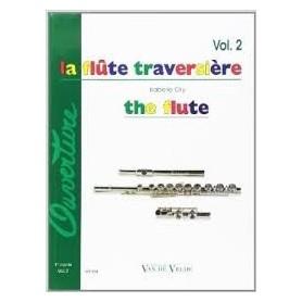 LA FLÛTE TRAVERSIERE Vol 2 Isabelle ORY