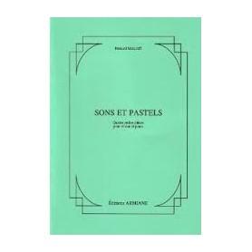 SONS ET PASTEL de Bernard MALAIT