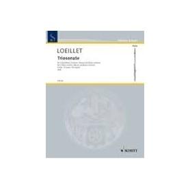 LOEILLET Triosonate