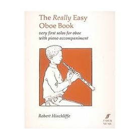 THE REALLY EASY OBOE BOOK de Robert HINCHLIFFE
