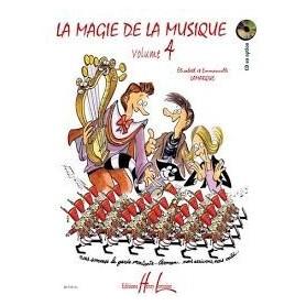 LA MAGIE DE LA MUSIQUE V4 Elisabeth et Emmanuelle LAMARQUE