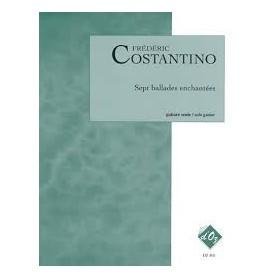 Sept ballades enchantées de Frédéric Costantino