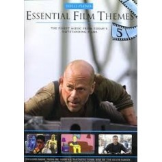 ESSENTIAL FILM THEMES SOLO PIANO VOL 5
